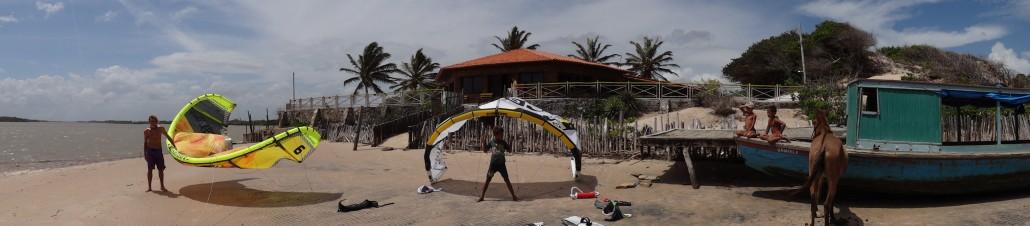Kitesafari Delta Parnaiba