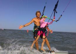 Kitesurfen lernen für Alle