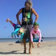 Fitness in allen Lagen beim Kitecamp Djerba