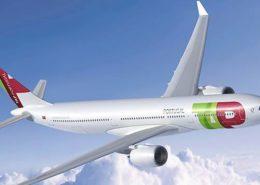 TAP Flug nach Brasilien Kitesafari
